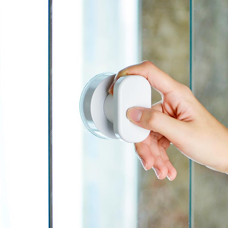Корея deHub современный простой присоска обрабатывать дверь комод обрабатывать стекло двери окно раздвижные двери небольшой обрабатывать