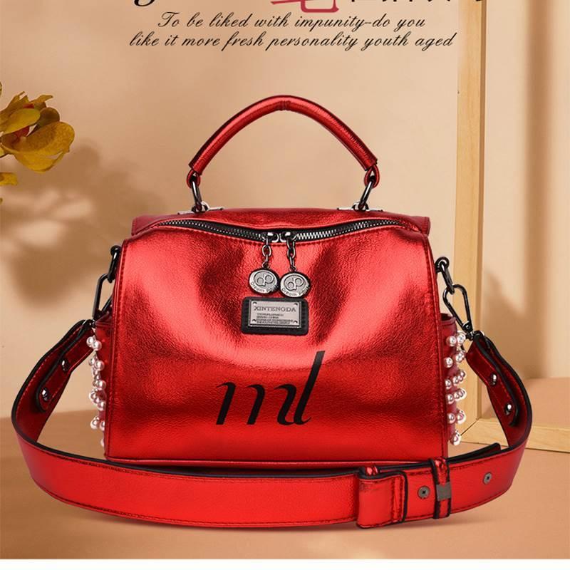 Portable bag personalized womens bag 2020 new small fresh backpack fashion street womens One Shoulder Messenger Bag