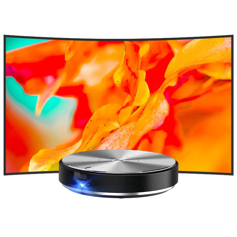 满3298.00元可用499元优惠券【直营】坚果G7投影仪家用高清1080p智能wifi无线无屏电视机3D家庭影院