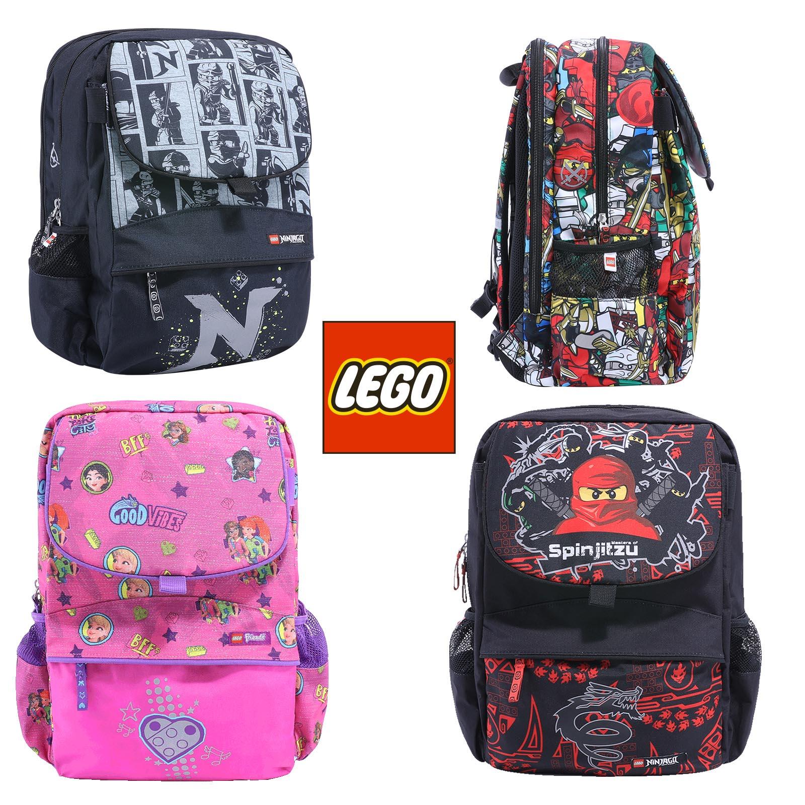 10月24日最新优惠【直营】lego小学生初中生儿童书包