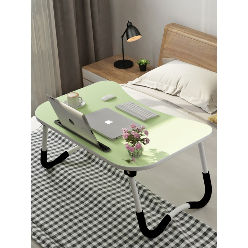 Small table on the bed laptop desk learning desk folding simple lazy home bedroom