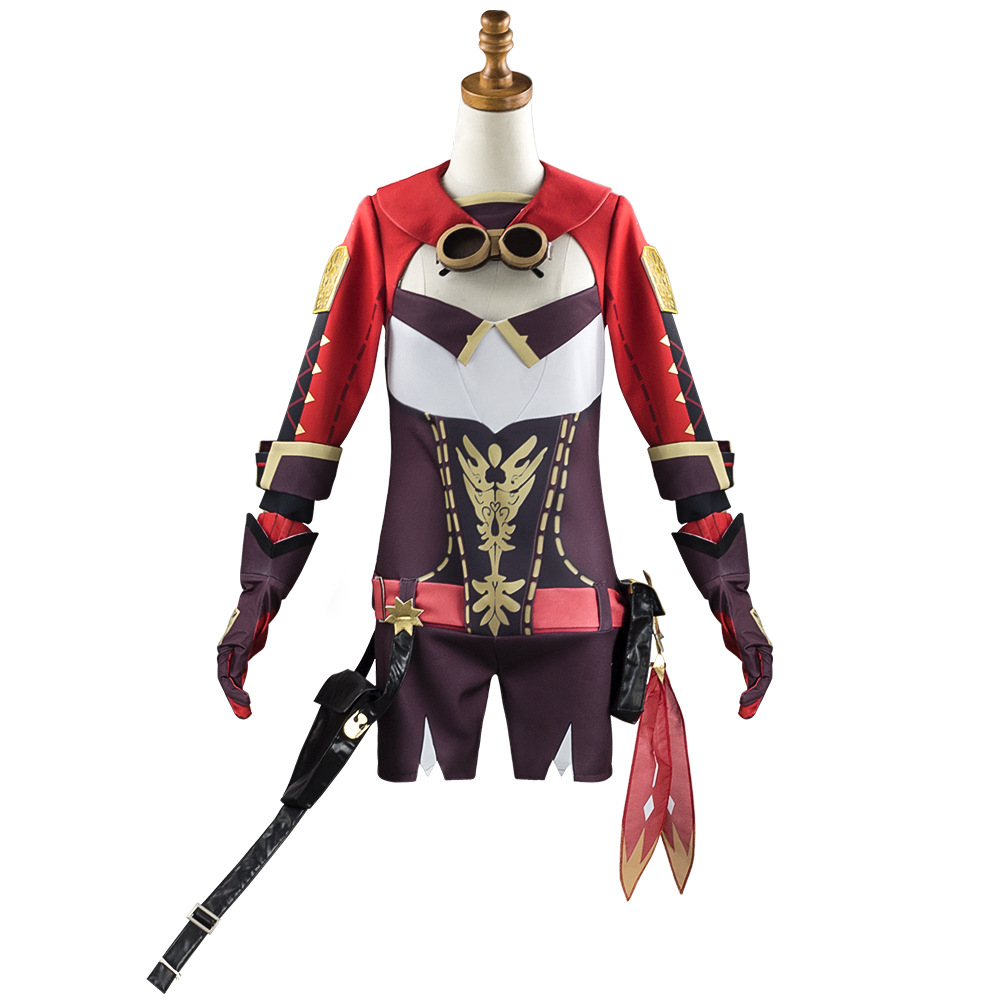 Original God west wind Knight Order Anbo C suit cute Wind Suit wig Cosplay role play anime Costume