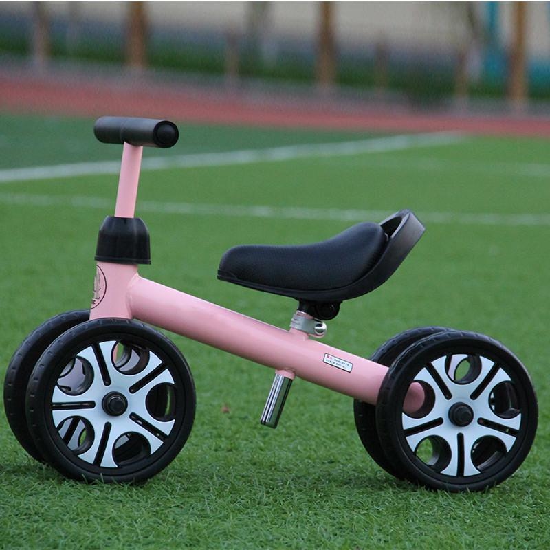 (用1.67元券)两岁单车礼品前置两轮三轮儿童滑行车溜溜车男童平衡滑车训练双轮
