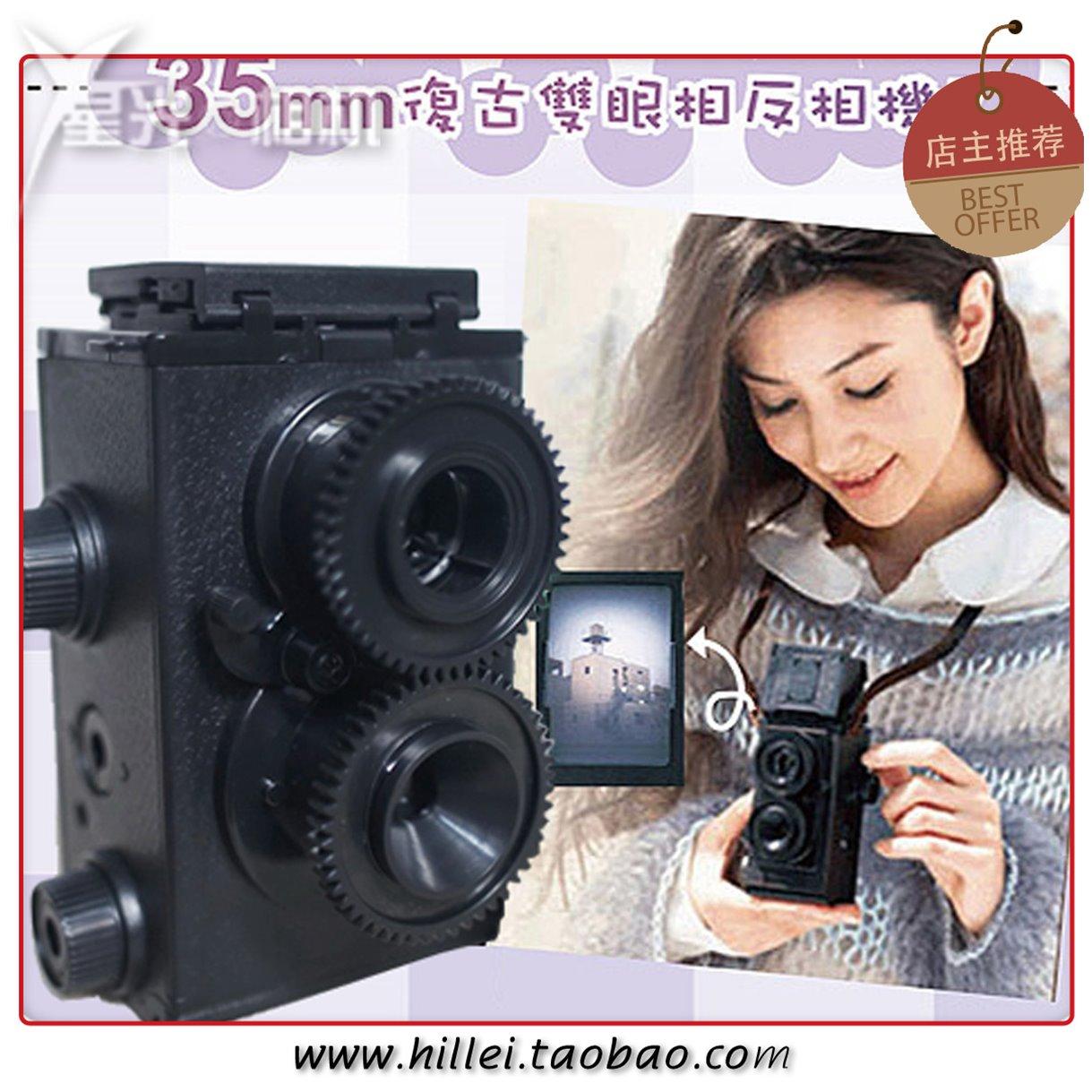 傻瓜胶片nomo礼物diy老式复古相机