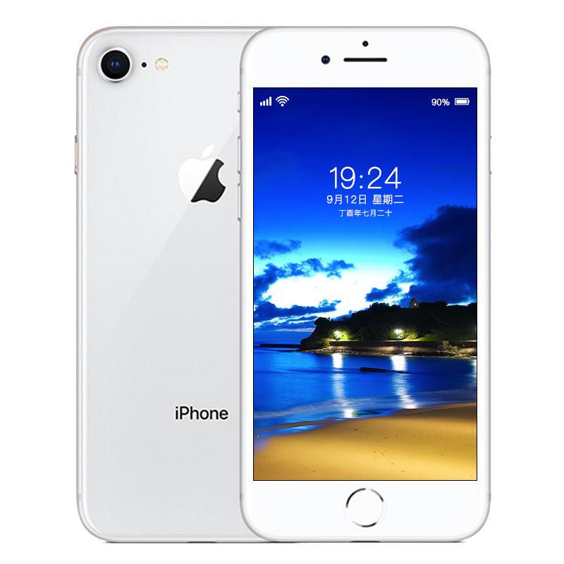 苹果iPhone8 9新 256G 三网4G 原装无锁二手机 插卡即用 闲鱼优品