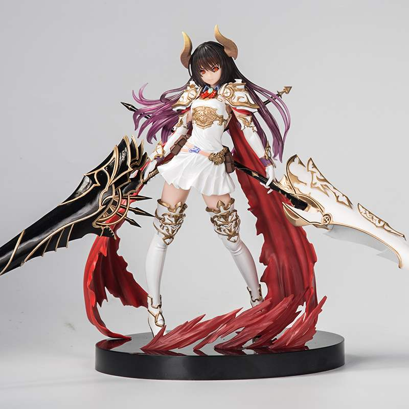 Best selling heterogeneous version of Bahamuts rage to do the anime duet of the Dark Dragon Knight model