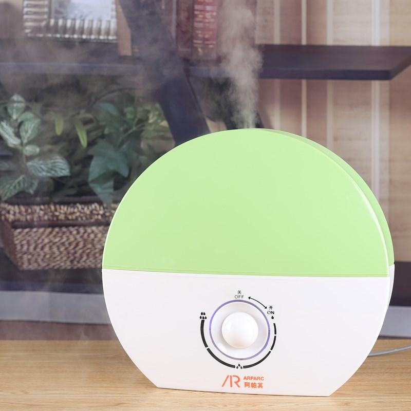 加湿器家用静音 卧室空调空气香熏 办公室大容量孕妇婴儿智能恒湿