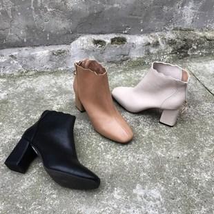 新款 女鞋 春季 特卖 气质淑女耐穿舒适休闲