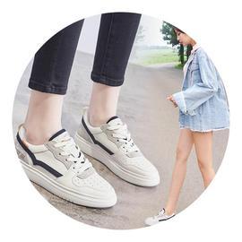 正品克恩阿迪达小白鞋女2019爆款冬季新款百搭平底鞋子学生韩版板图片