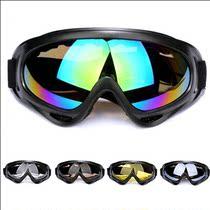 眼镜抗冲击战术护目镜摩托车防风镜户外滑雪骑行风镜镜CS包邮X400