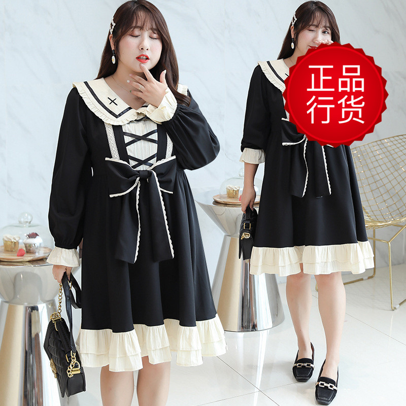 2020 spring new super size womens sweet palace style Lolita small dress new product recommendation