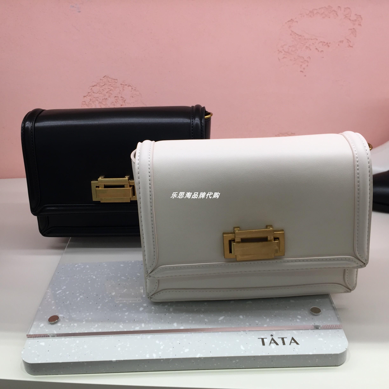 国内代购Tata/他她20年秋冬新款时尚单肩女包包AICX2695X