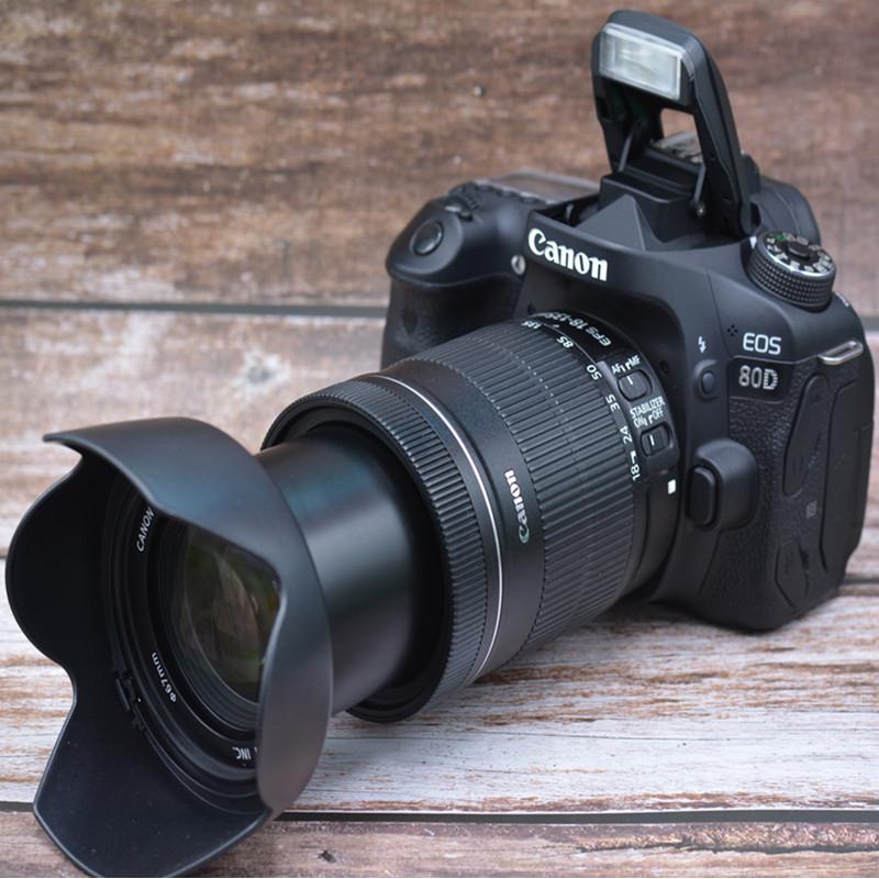 佳能 EOS 80D旅游视频专业中端高清数码单反相机60D 77D70D 760D