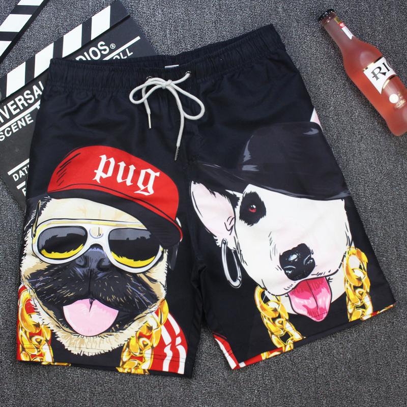 11月22日最新优惠度假潮牌ins风可下水时尚速干泳裤