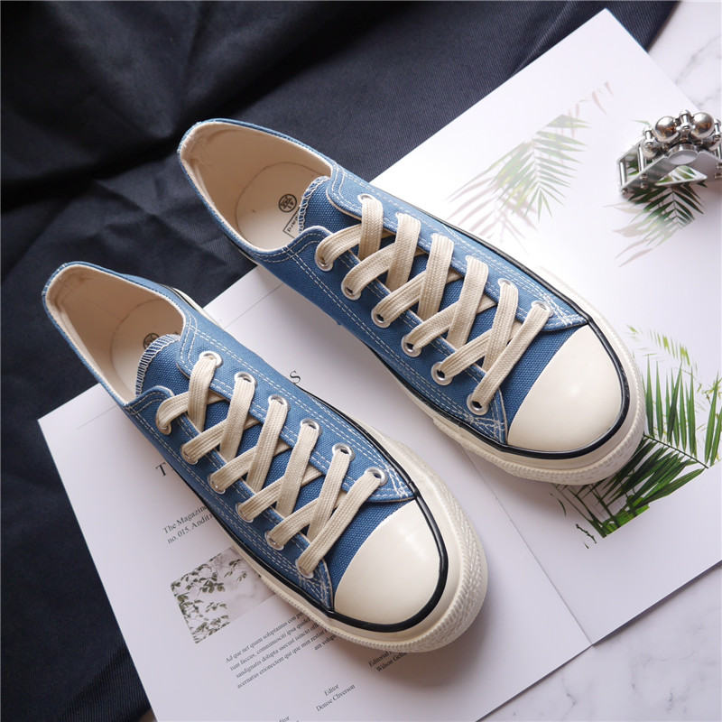 Board shoes canvas shoes mens ulzzang trend low top 2020 spring students casual and breathable small white shoes