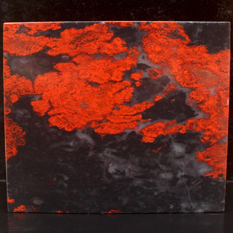 玉逸桂林鸡血玉摆件26天然玉石板材