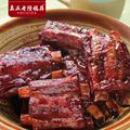 老陆稿荐红烧酱排骨200g即食卤味熟食肉零食爆款苏州网红无锡特产