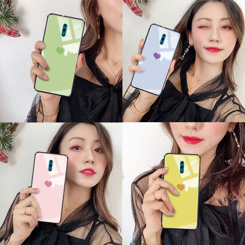 10月12日最新优惠维泡opporeno手机壳女reno2升降oppo reno10倍变焦版玻璃硅胶