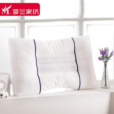 梦兰家纺全棉植物枕决明子枕芯枕头单人枕
