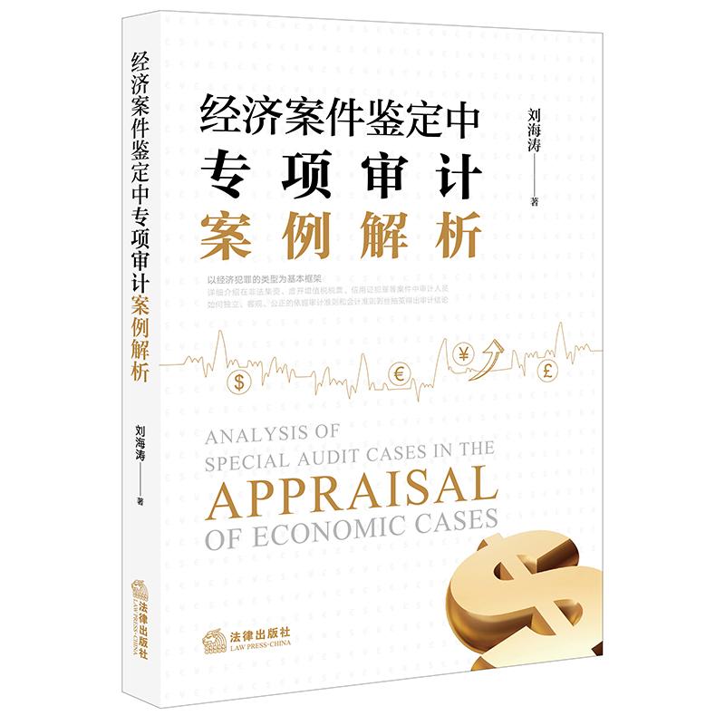 经济案件鉴定中专项审计案例解析9787519735517
