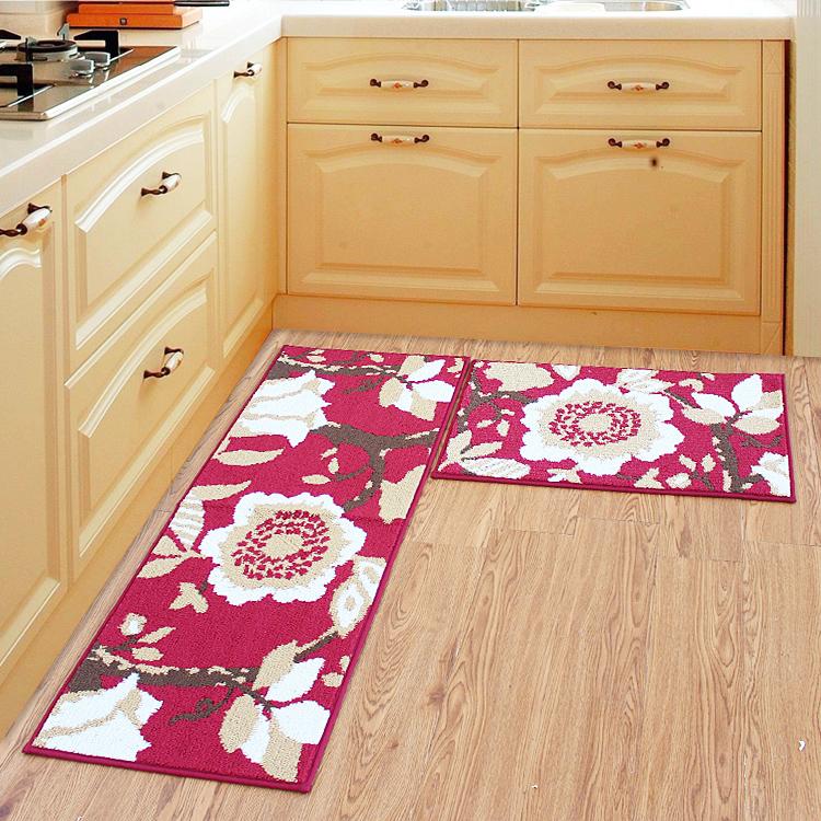 大达高档厨房推门垫床前脚垫 浴室长条吸水防滑地毯进门地垫包邮