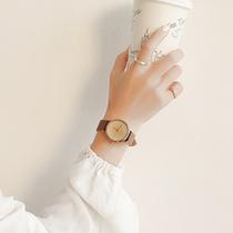 时尚手表女简约气质学生女士聚利时款女表ins风防水韩版日韩腕表