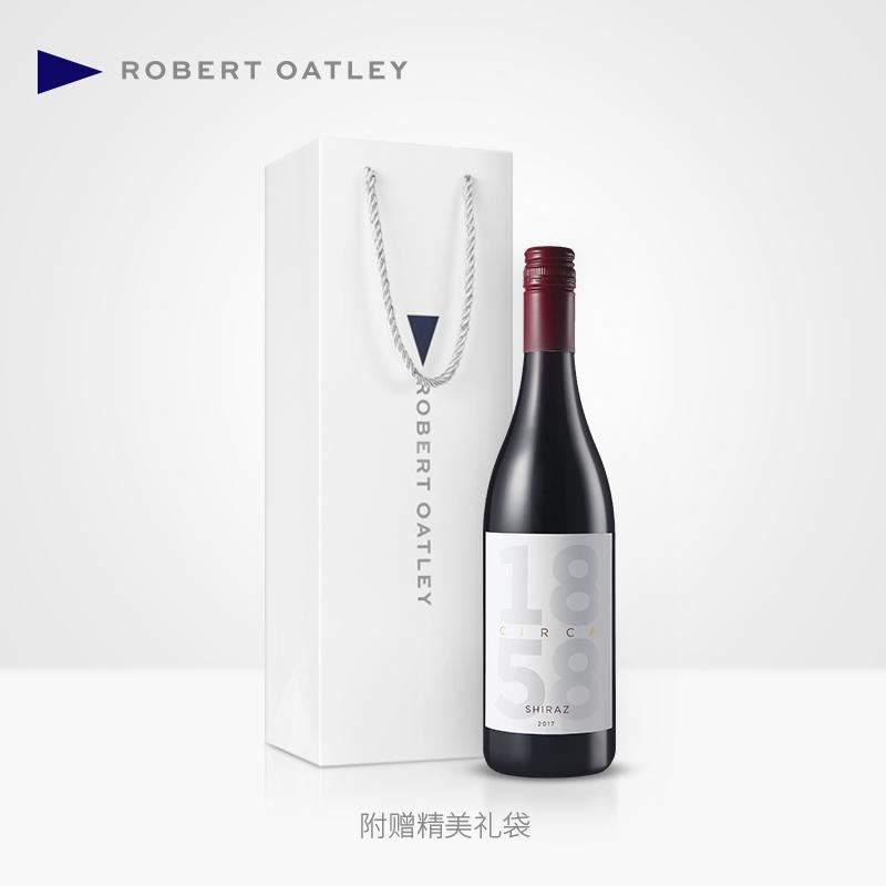 Robert Oatley 约在这年1858霞多丽干红葡萄酒澳洲原装进口