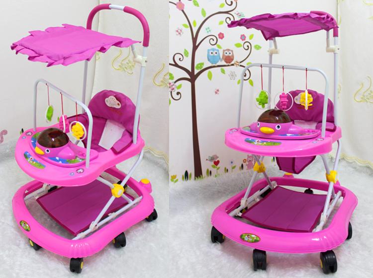 三乐学步车特价正品婴儿车宝宝童车婴儿用品宝宝学步车助步车