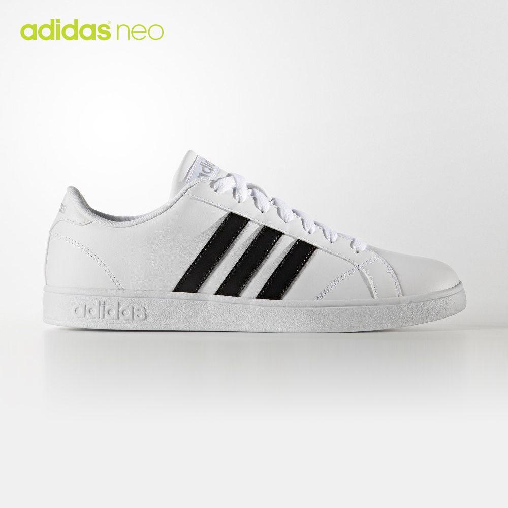 阿迪达斯 adidas neo 男子 休闲鞋 BASELINE B74445 B74446