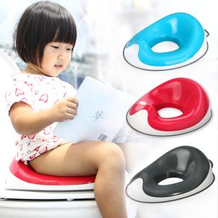美国美狮宝儿童马桶圈小孩坐便器男女宝宝坐垫圈通用软垫加厚简易
