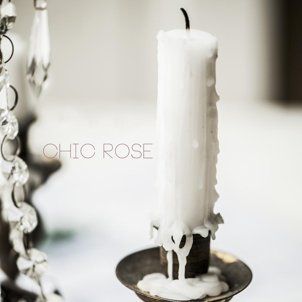 白色环保蜡烛无烟无味枝形蜡烛