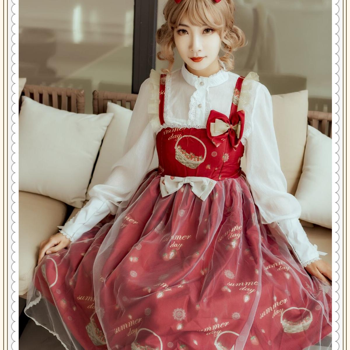Clearance assembly! Heavyweight welfare ~ spot super immortal Lolita Dress, no return!