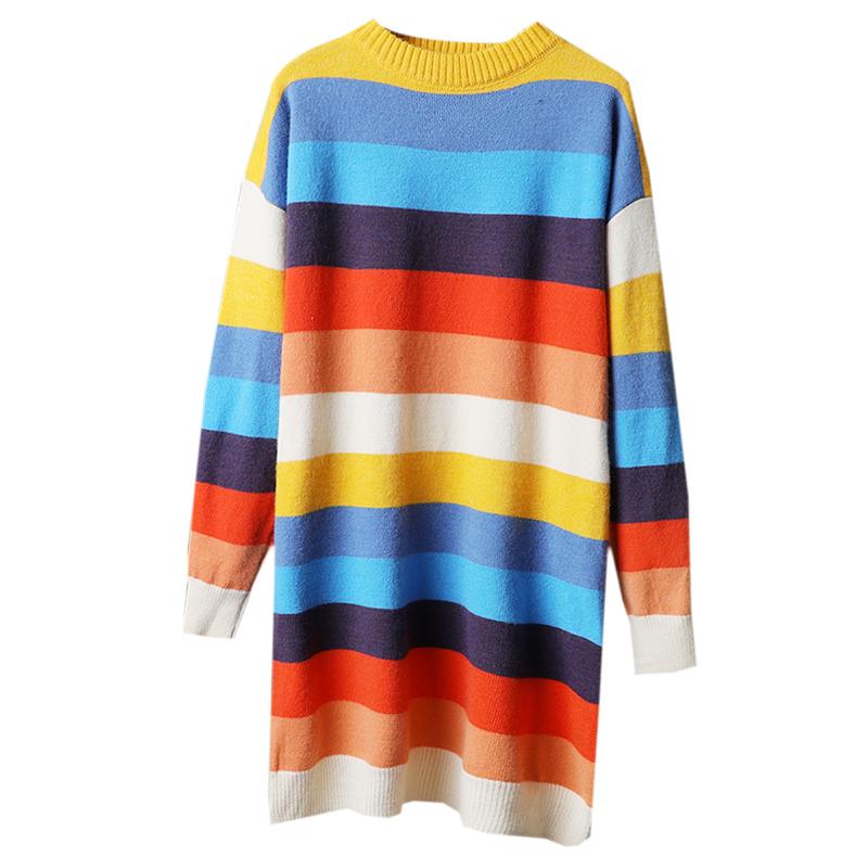 长款打底毛衣怎么搭配:冬季长款打底毛衣