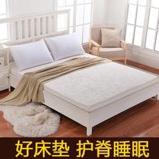 高密度海绵床垫硬垫子1.5m榻榻米加厚儿童护脊椎学生宿舍单人1.2m