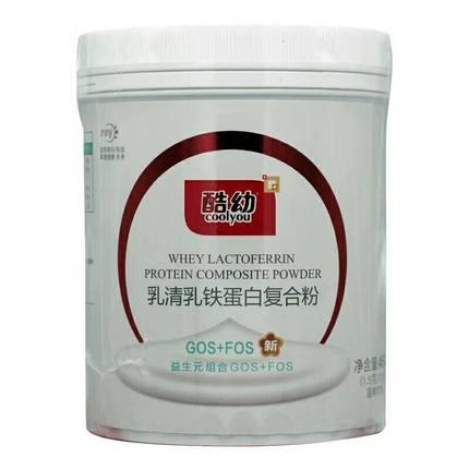 酷幼乳清乳铁蛋白复合粉  90g/罐