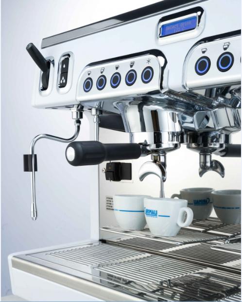 意大利carimalicento50 E2卡里马里商用家用半自动双头意式咖啡机
