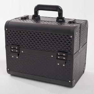 大号容量多层化妆箱专业手提便携家庭用足疗美甲纹绣工具收纳箱包