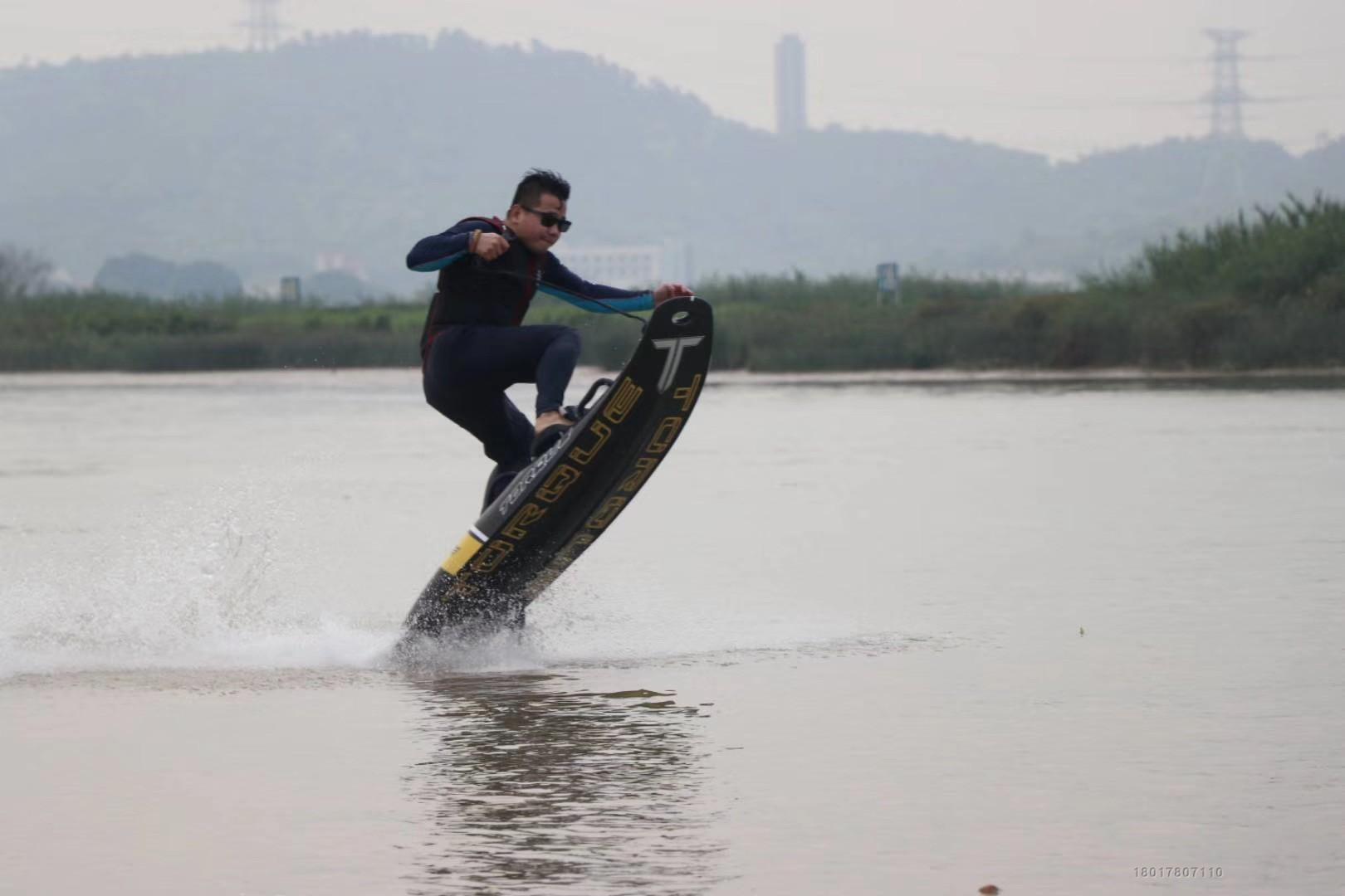 2020 new toke water super light carbon fiber electric board power surfboard water ski power board