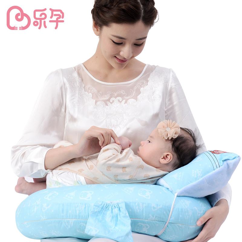 樂孕哺乳枕喂奶枕頭孕婦枕嬰兒學坐護腰靠枕抱枕哺乳墊神器新生兒