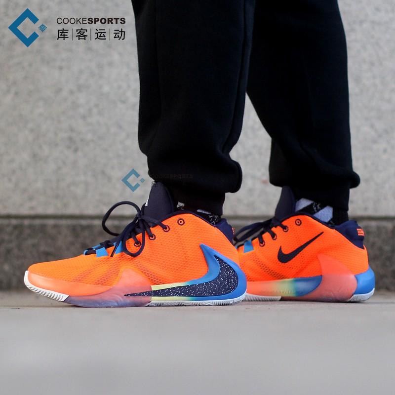 (用20元券)库客nike freak 1字母哥1代篮球鞋