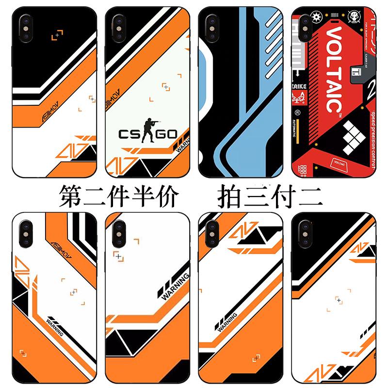 csgo二西莫夫血腥运动手机壳适用iphonese2小米10vivos6华为nova7