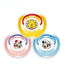 Baby's official flagship store Disney pacifier 0-9 months old baby sleeping silicone Pacifier