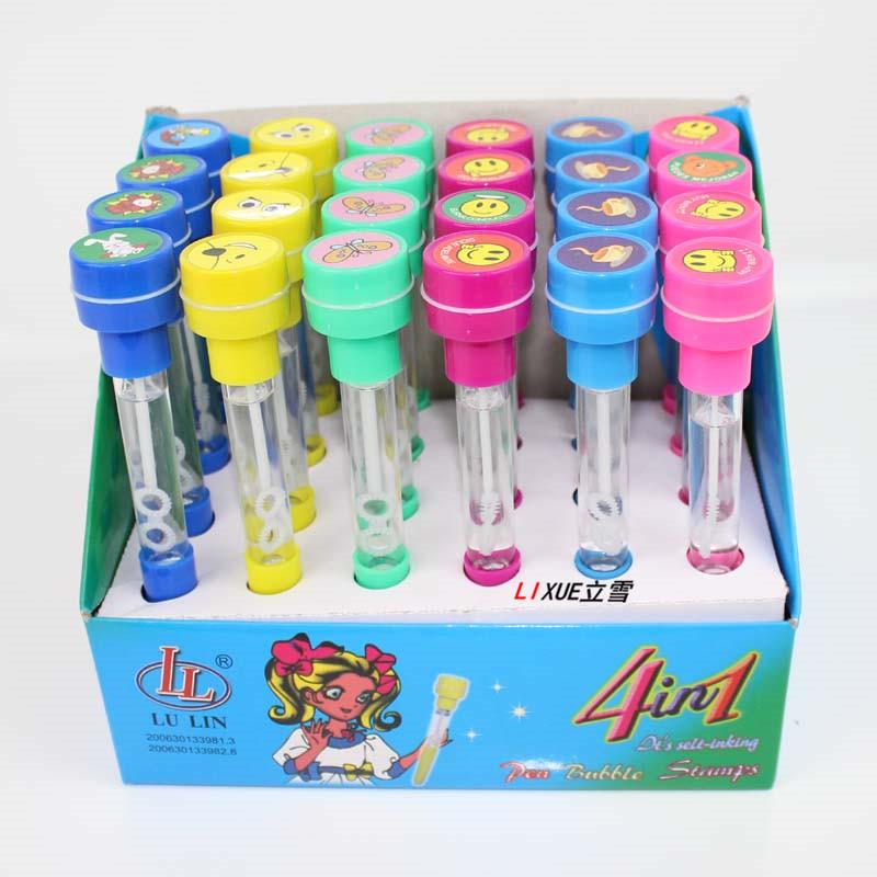 D16 милый канцтовары мультики карандаш пузыри из карандаш шариковая ручка печать масло карандаш свет карандаш ребенок игрушка карандаш