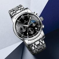 正品热销迪塔国产腕表 简约商务石英手表 全自动非机械运动表
