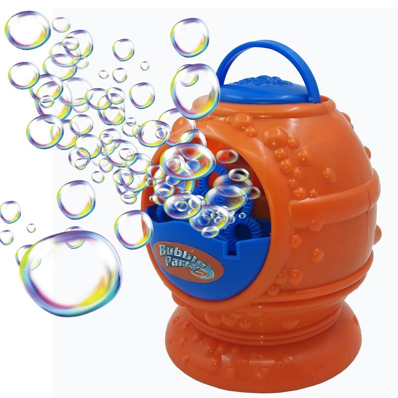 儿童球形泡泡机宝宝配电动玩具(用3元券)