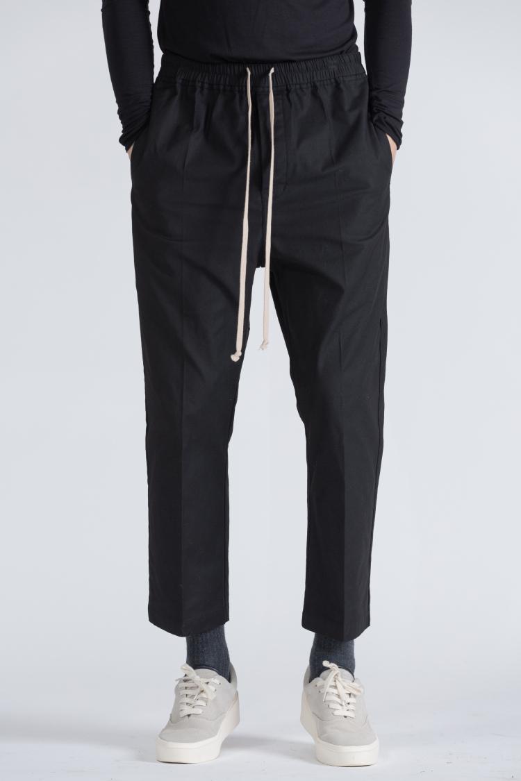 暗黑 RO  正常裆 基础款 西裤 九分裤