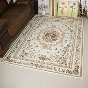 特价欧式地毯包邮沙发茶几垫客厅地毯卧室床边毯美式地垫餐厅垫