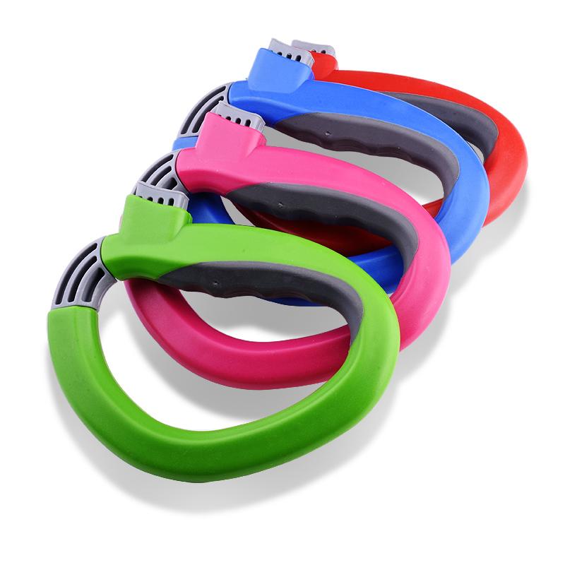 创意便携提菜器D型手提器硅胶提物器塑料袋提手防勒手购物拎袋器