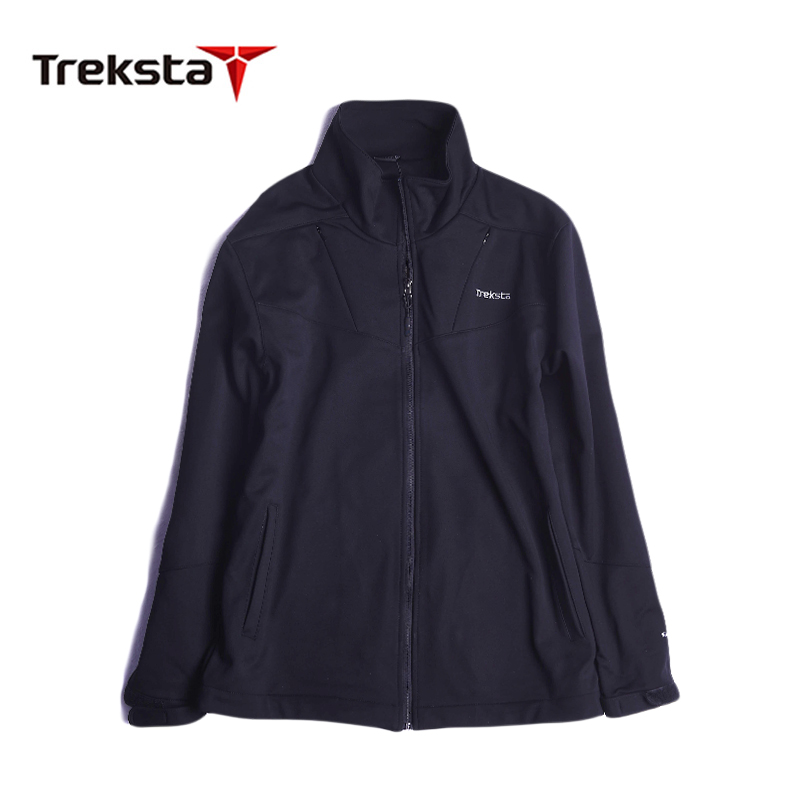 South Korea outdoor trench coat TREKSTA mountaineering mens spring and autumn Goretex waterproof breathable quick drying jacket