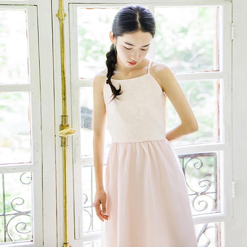 Слива спелый были платье женщина лето 2017 новый шифон небольшой свежий юбка литература и искусство ретро специальное предложение